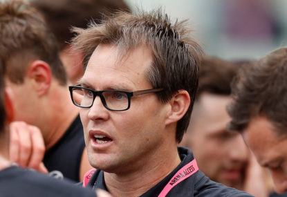 Why Teague must be appointed Carlton coach