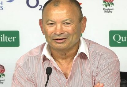 Eddie Jones fears for World Cup inconsistency after Scott Barrett's 'ridiculous' red card