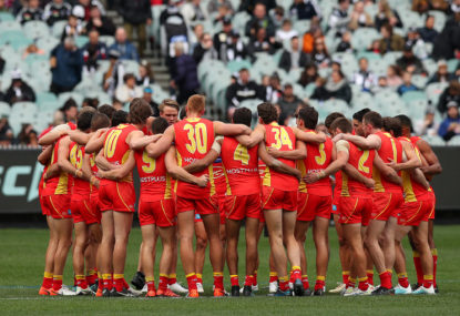 The pre-list prospects for the Gold Coast Suns