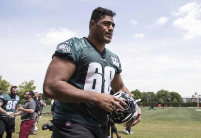 Aussie giant Jordan Mailata faces his toughest test yet