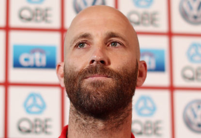 Jarrad McVeigh's colossal career will leave a lasting impact on the Swans