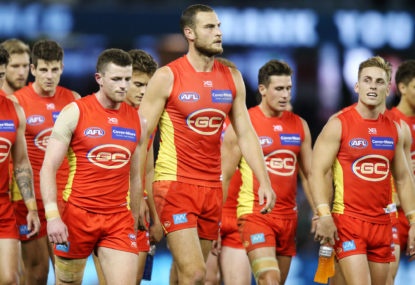 The decade that was: Gold Coast Suns