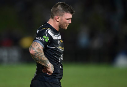 Josh McGuire cops 3-4 week ban for alleged eye gouge
