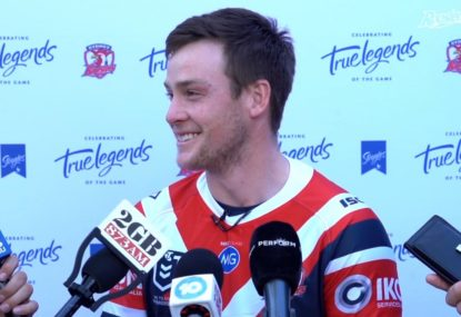 'I don't care what he says': Keary's bemused response to Seibold's criticism