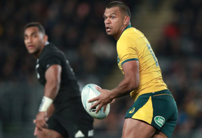 Rugby Championship wrap: Eighty minutes until the panic sets in?