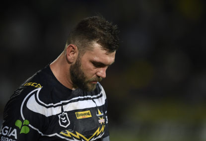 Josh Hannay blasts 'boneheaded' Cowboys