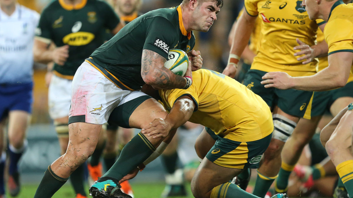 OFFICIAL: South Africa are out as Rugby Championship reverts to Tri-Nations for 2020