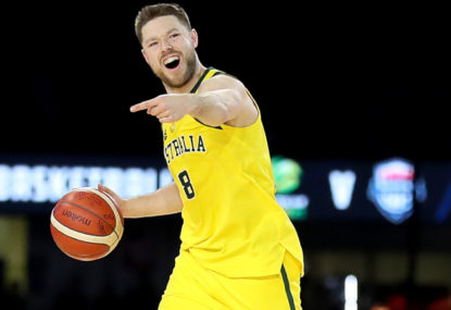 Defeated Down Under! Boomers beat USA in Game 2