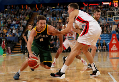Boomers vs Dominican Republic Basketball World Cup live stream and TV Guide