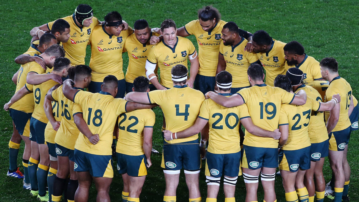 Time to back the Wallabies for another surprise World Cup run