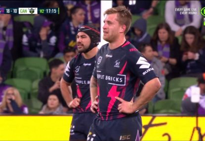 Should Cameron Munster have been suspended for this 'dangerous' cannonball tackle?