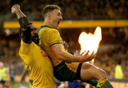 What we know after the Wallabies' stunning Bledisloe 1 win