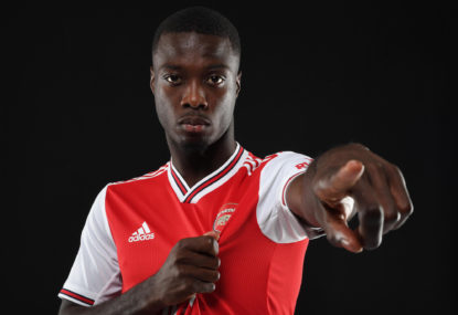 What can we expect from Arsenal's record signing Nicolas Pépé?