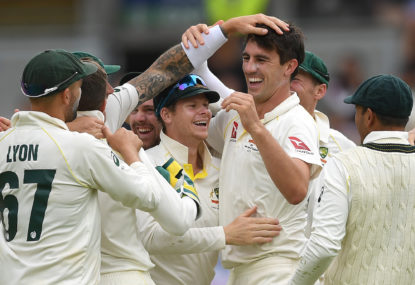 The Calendar Ashes: Second Test, May