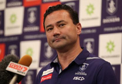 Peter Bell's hardball trades can make Fremantle a flag contender