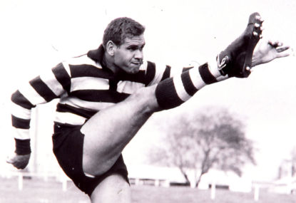 Footy legend Polly Farmer passes away at 84