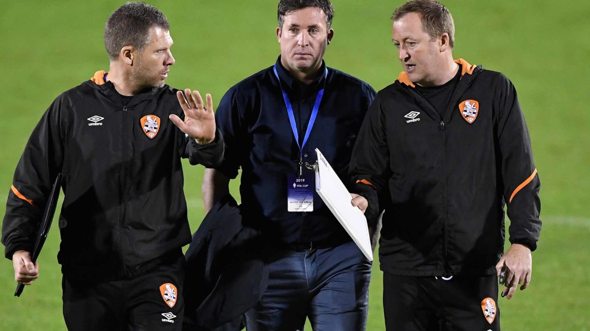 Robbie Fowler feeling good as Roar find form