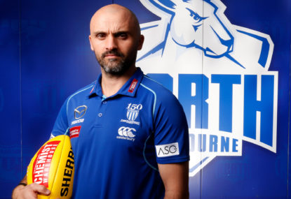 North Melbourne, your time is now