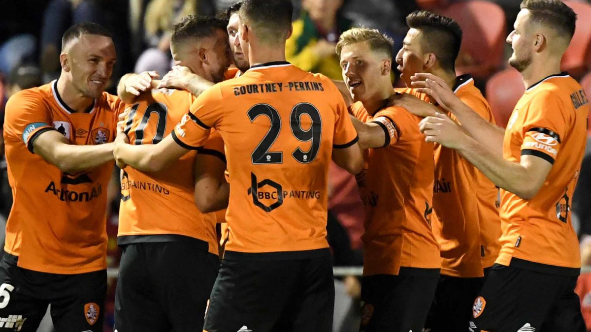Fowler not setting limits on Roar in A-League