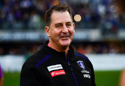 Why Ross Lyon would be a perfect Giant