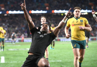 What will the All Blacks XV look like for the Rugby Championship?
