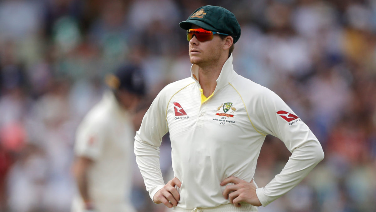 Steve Smith hits unprecedented lean spell – of three whole Tests