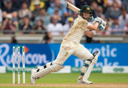 Smith's 211 mirrors Ashes history