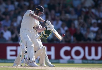 England dominate first day of third Pakistan Test