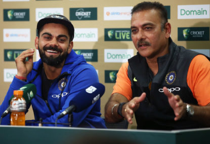 How Ravi Shastri can become India's greatest ever coach