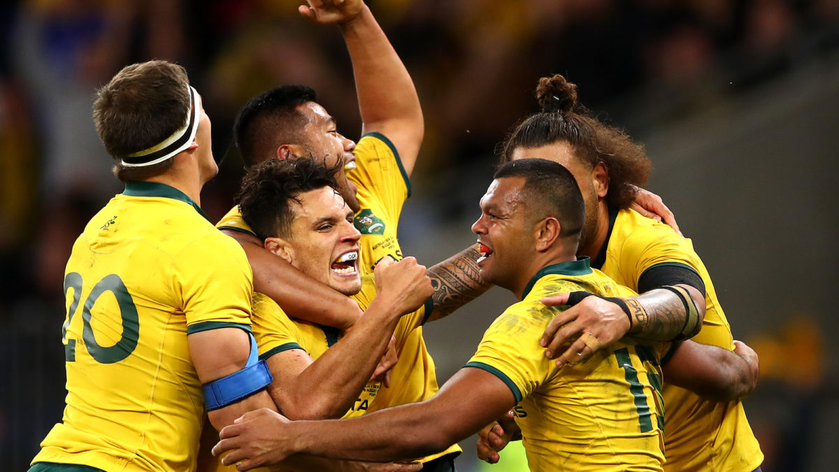 VOTE: Pick your Wallabies squad for the 2019 Rugby World Cup