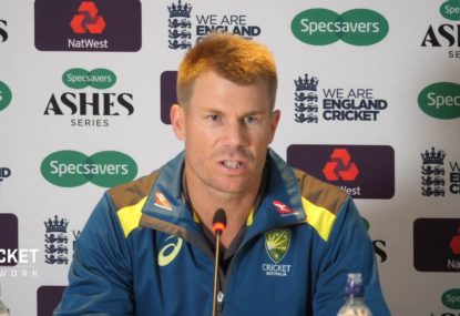 Warner compares Archer to a great, heaps praise on England's attack