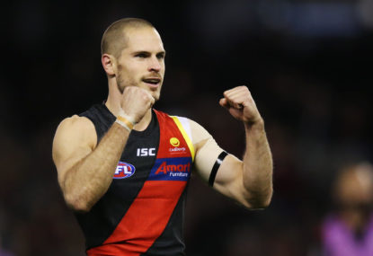 Bombers veteran David Zaharakis hits form at right time