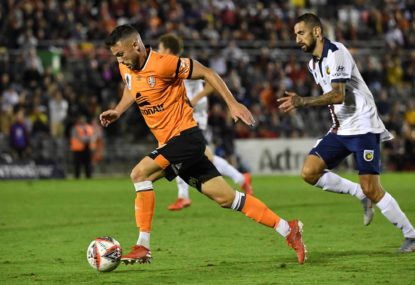 Each club's state of affairs before the A-League restart: Brisbane Roar