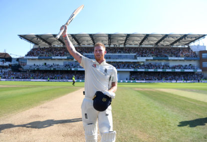 Ben Stokes: The ecstasy beneath the agony