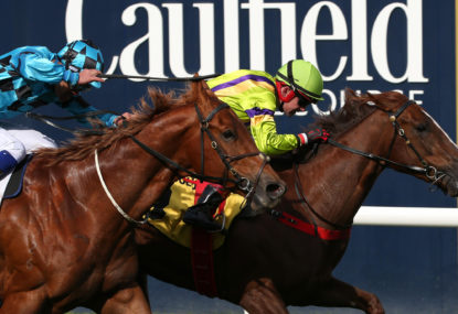 The Mounting Yard: 30 May Caulfield preview