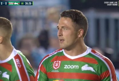 Debate rages as Sam Burgess successful at NRL judiciary
