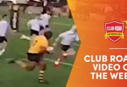 CLUB ROAR VIDEO OF THE WEEK: Scots College goes wild after last-gasp win against rival