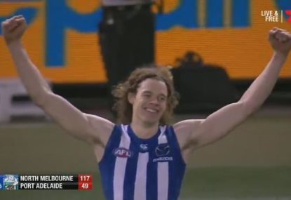 'Ben 10': Brown shoots to the top of  Coleman race with massive haul against Port