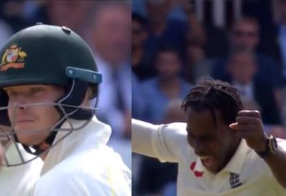 HIGHLIGHTS: Smith vs Archer headlines gripping day