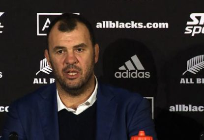 'Suck it up': Michael Cheika's message after crushing loss
