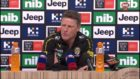 'Have some common sense': Damien Hardwick blasts the 'Toby Greene rule'