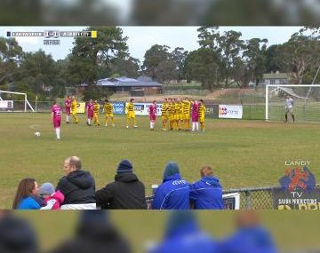 Outstanding Messi-esque free kick steals late lead