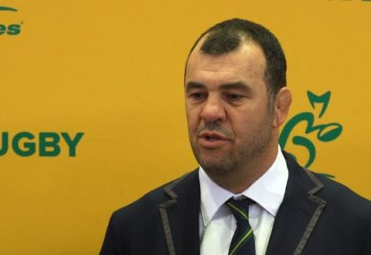 Michael Cheika on World Cup bolter Jordan Petaia