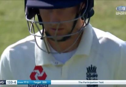 Australia rejoices as another David Warner stunner sends Joe Root packing early