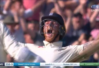 HIGHLIGHTS: All-time Stokes sees England home in insane finish