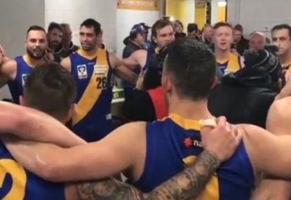 Have you got a better team song than Williamstown FC?