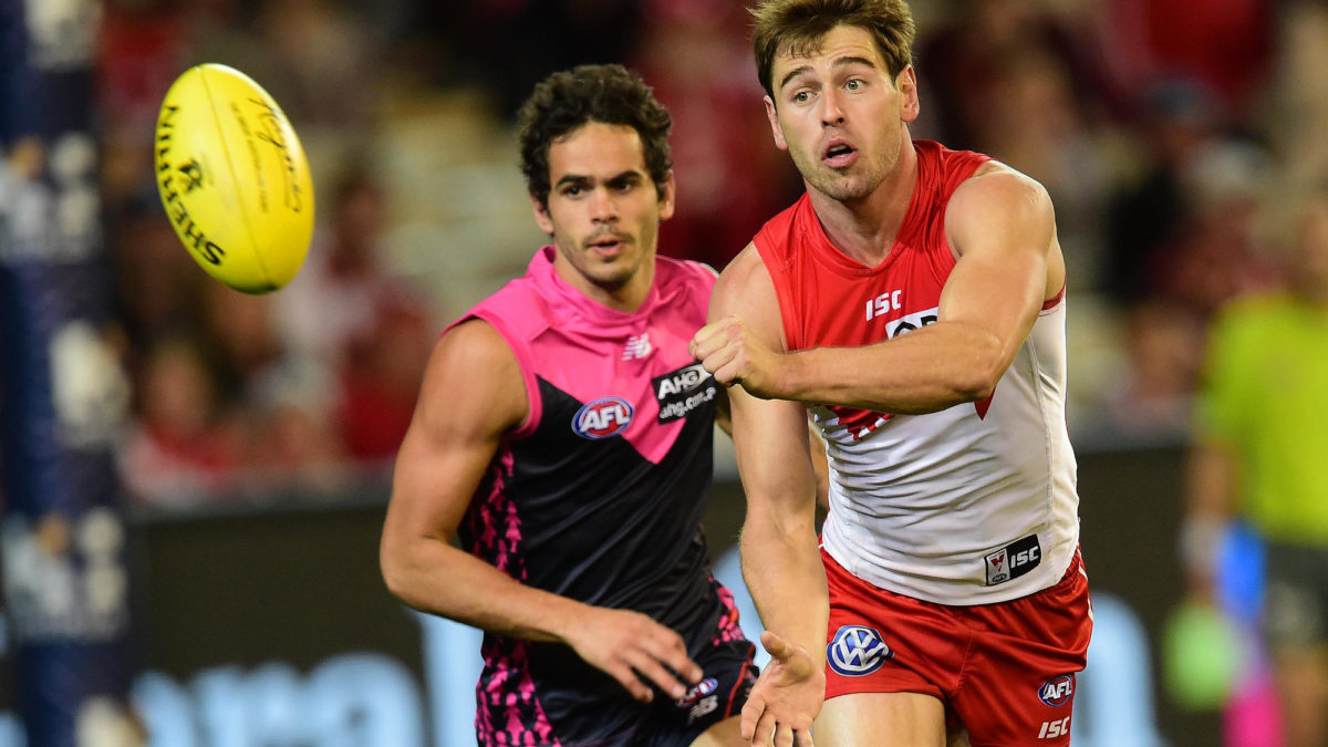 Sydney premiership star Nick Smith calls time on AFL career