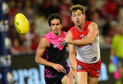 Sydney premiership star Nick Smith calls time on AFL career
