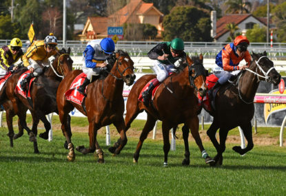 The Mounting Yard: Makybe Diva Stakes Day at Flemington