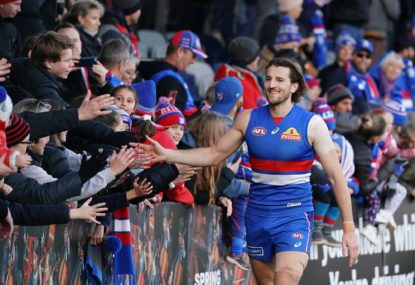 Another AFL captaincy change as the Bont becomes Bulldogs skipper